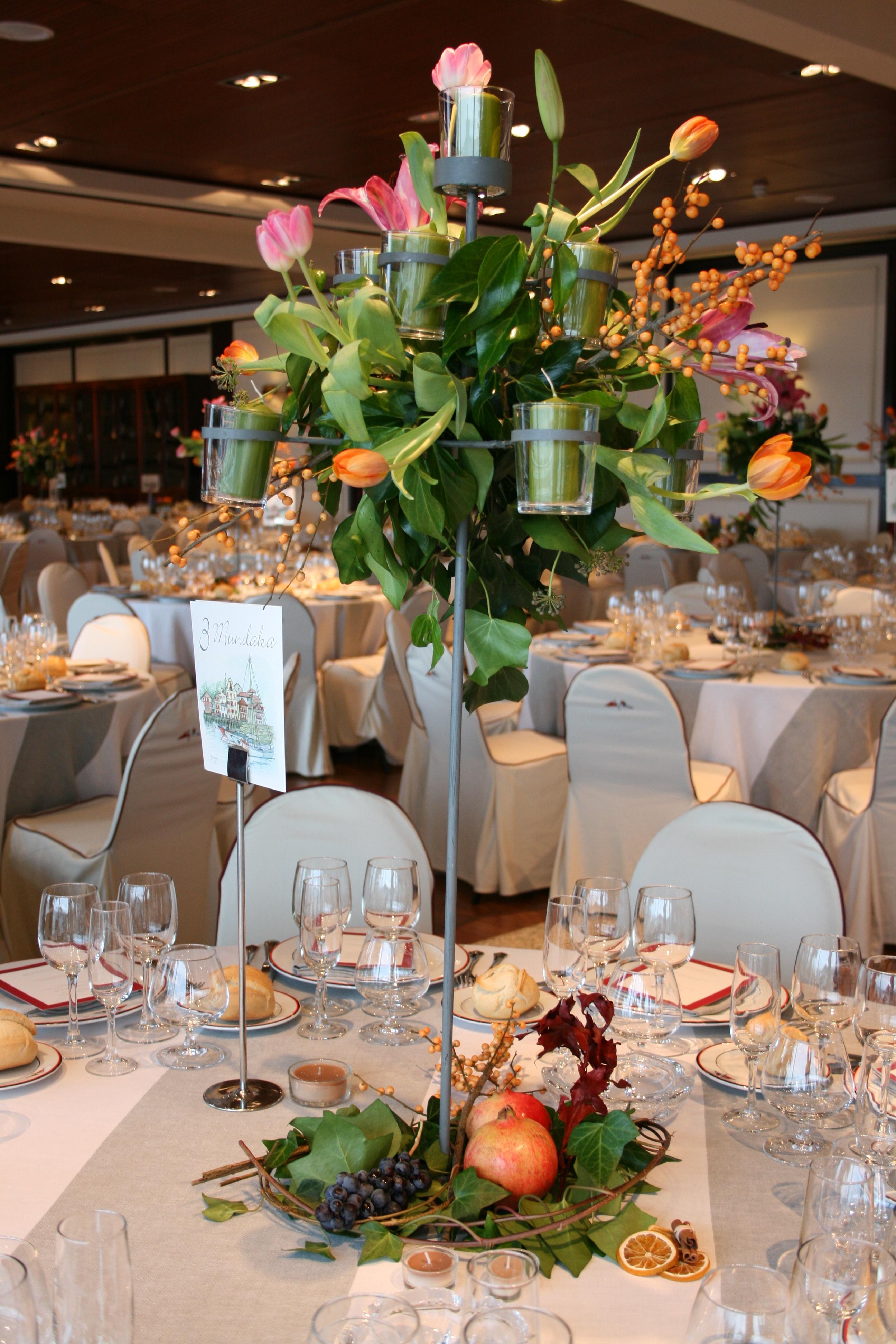 Candelabros para mesas de bodas auto design tech - Adornos de mesa ...