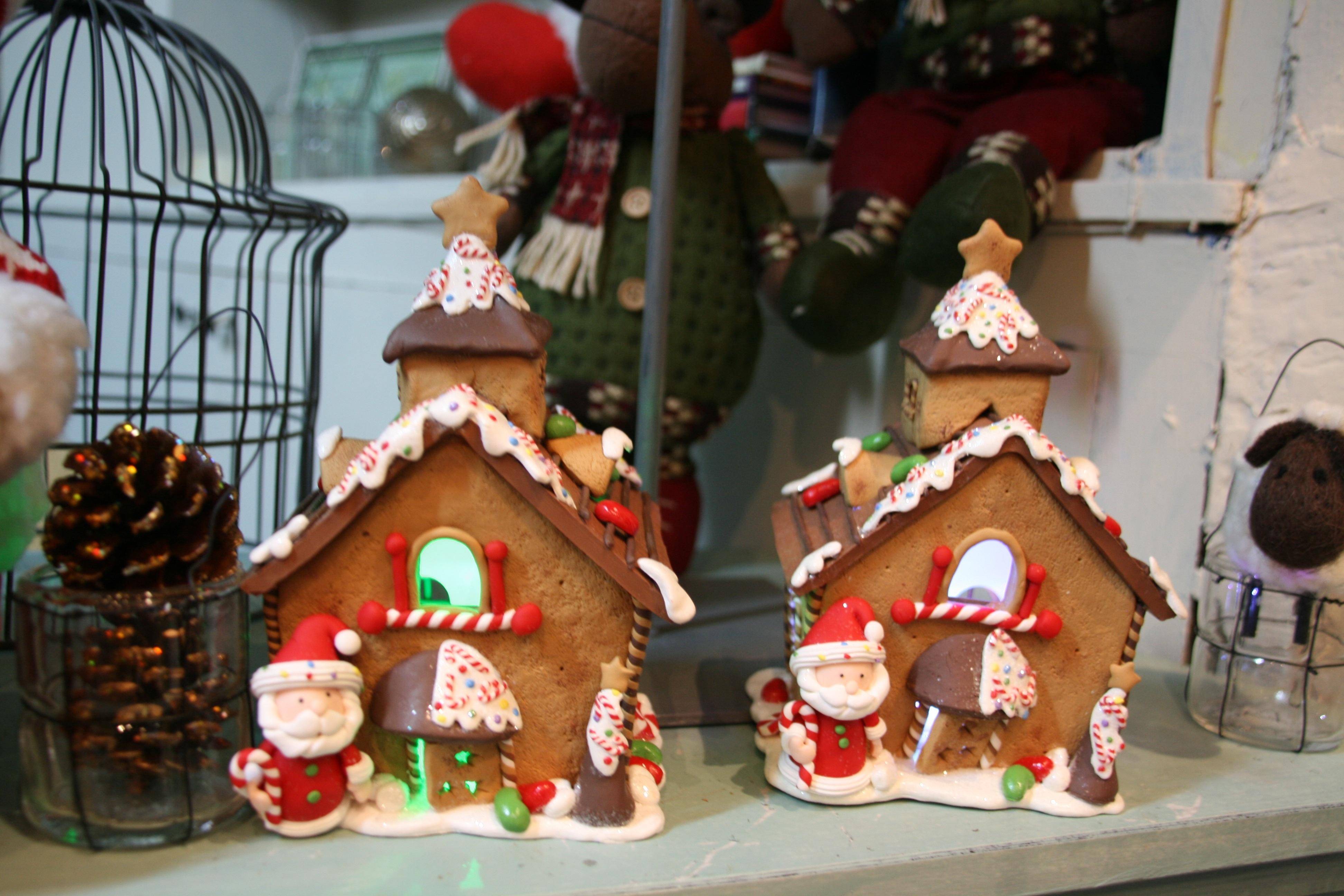 Navidad el blog de fiore - Casitas de navidad ...